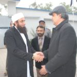 Visit of Islamic Scholar Moulana Tariq Jamil at FCCI