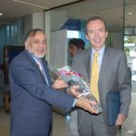 Visit of H.E Argentina Ambassador at FCCI