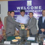 Visit Of Participants Of 24th Mid Career Management Course Of National Institute Of Management (NIM) Islamabad