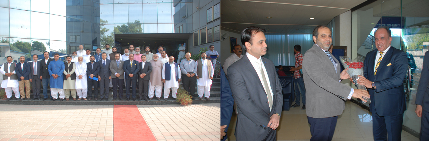 VISIT OF TUNISIAN AMBASSADOR AT FCCI ON 24th OCT -2017