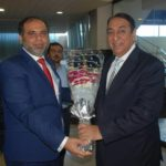 VISIT OF STATE MINISTER OF FINANCE MR RANA MUHAMMAD AFZAL KHAN