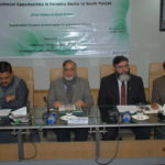 SOUTH PUNJAB FORESTRY COMPANY'S C.E.O VISITED FCCI ON JANUARY 18,2017