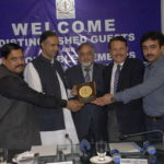 Visit of Mr. Momin Agha Commissioner Faisalabad on November 10,2016