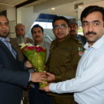 CTO FAISALABAD VISITED FCCI ON MARCH 21, 2018