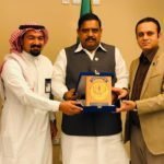 VISIT OF SAUDI ARABIA CHAMBER OF COMMERCE AND INDUSTRY