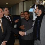 VISIT OF GOVERNOR STATE BANK PAKISTAN AT FCCI